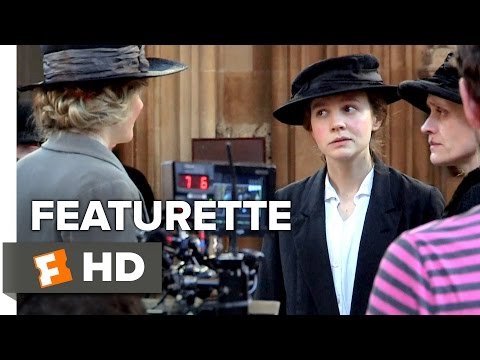 Suffragette Featurette  Sisterhood 2015  Carey Mulligan, AnneMarie Duff Movie HD