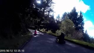 Rotorua -Luge Part 1