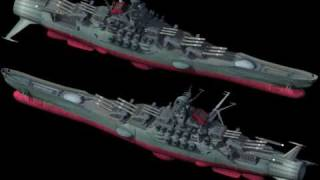 (Starblazers) Space Battleship Yamato OST - Jokyoku
