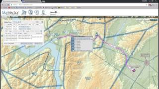 X-PLANE 11 - Simple way to make and use an .fms GPS flight plan!