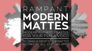 Rampant Designs Video Effects – Michaeltaborsky