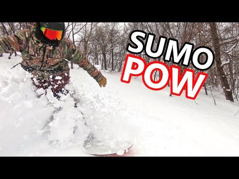 Powder snowboarding tricks to learn