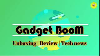 Channel Intro | Gadget BooM