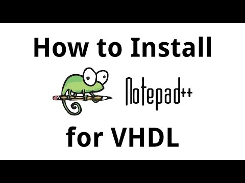 How to install a VHDL simulator and editor for free - VHDLwhiz