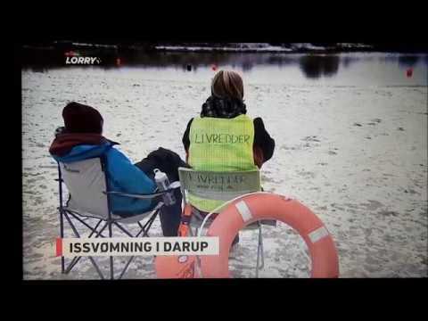 17.12.17 TV2 Lorry til issvømning og sauna i Darup