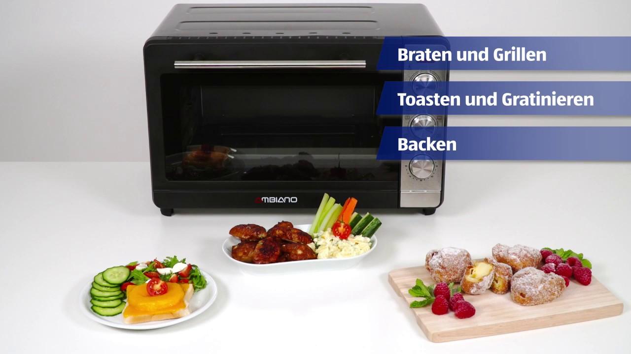 Aldi Elektrogrill Ambiano Test : ▷ ambiano küchenmaschine test ⇒ das können die aldi küchenmaschinen