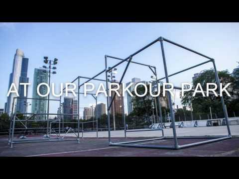 Chicago Parkour Park - Health Park at Grant Park