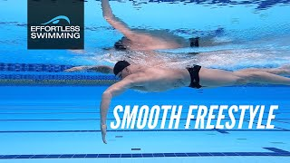 Freestyle Swimming: How To Swim A Smooth 1:10 100m Freestyle
