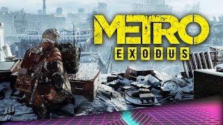 Metro Exodus - NEW INFO REVEALED (Gameplay, Story, Combat) - Everything We Know So Far
