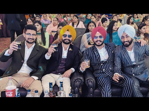 Garry Wedding (PUNJABI VLOGGER, GOSHA & MANI 5AB)