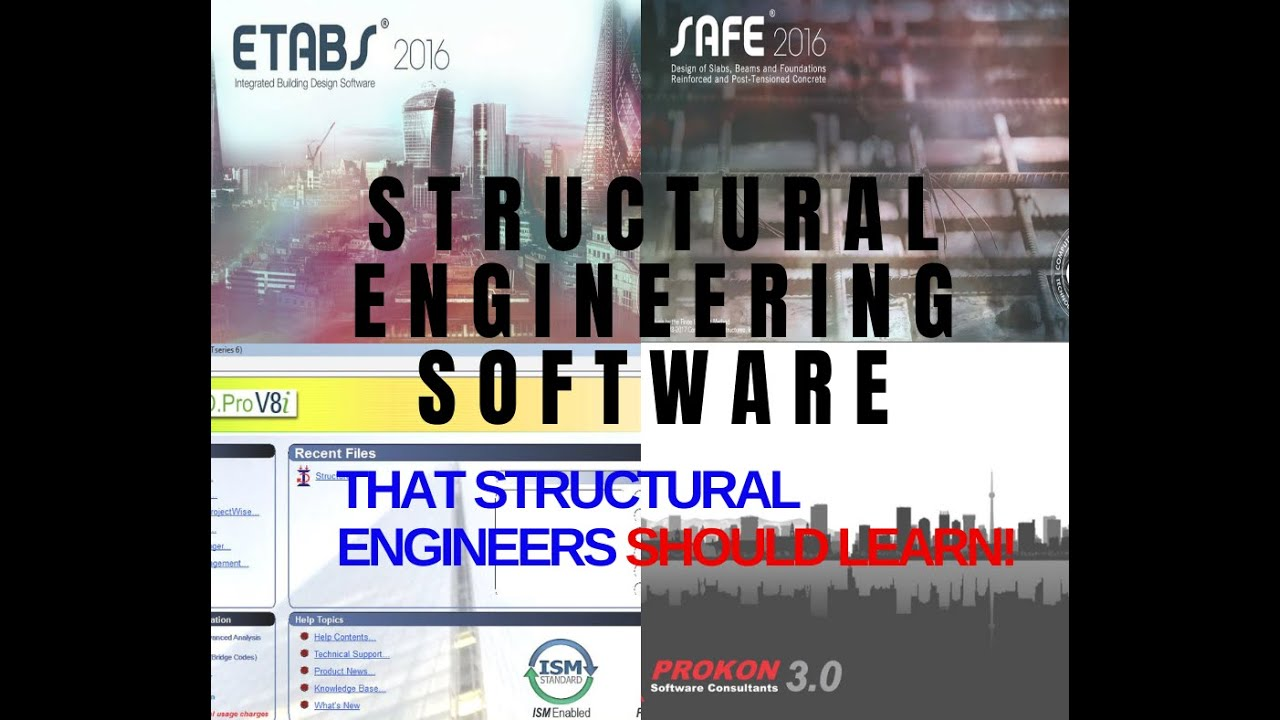 Top 5 Structural Engineering Software That You Should Learn Youtube