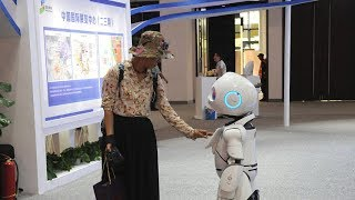 AI competition between US, China underway