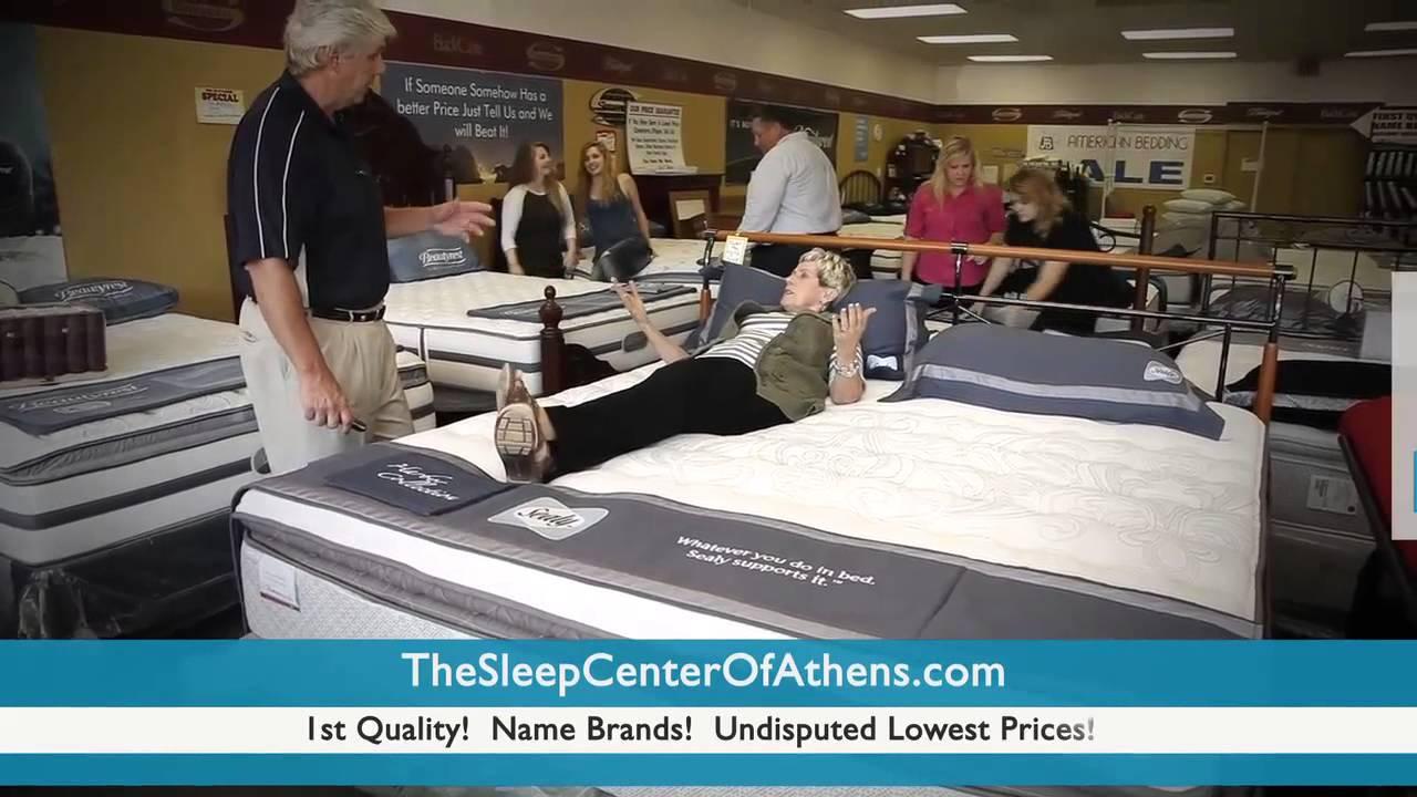 The Sleep Center   Mattress Store Athens GA