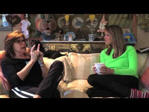 cy Friends:  With Susan Saint James
