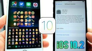 iOS 10.2 officially Released Worldwide & JAILBREAK information