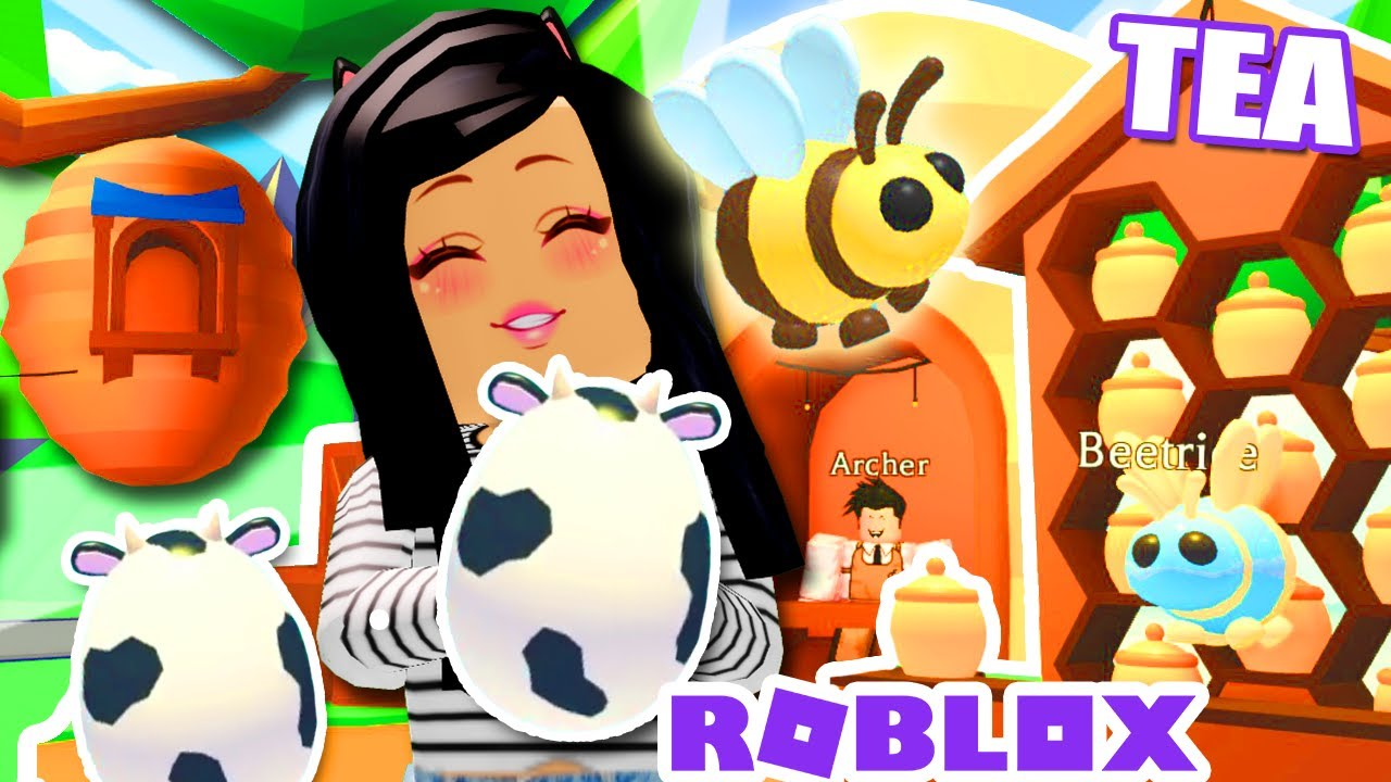 Farm Egg New Adopt Me Bee Pet New Adopt Me Bee Update Roblox New Promo Codes For Free Robux