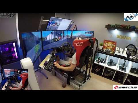 Euro Truck Simulator 2 / Starting Again / 1.32 Beta / Day1