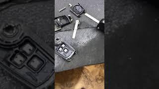Ремонт выкидного ключа Chevrolet
