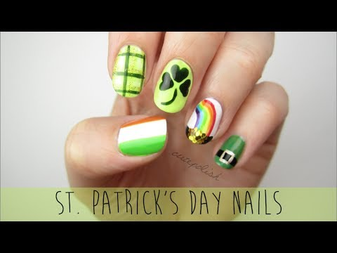 Nail Art for St. Patrick's Day: A Mini Guide!
