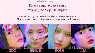 Download song BLACKPINK - How You Like That EASY LYRICS/INDO SUB by GOMAWO