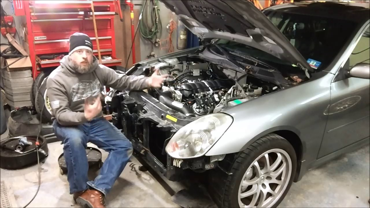 LOJ VLOG - March 15, 2017 - G35 and 350Z LS Swap Fuel System