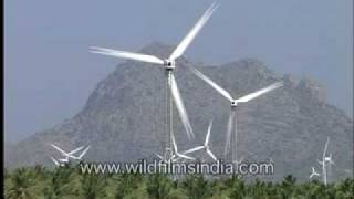 Windmills in Kerala