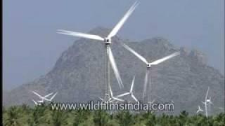 Windmills in Kerala