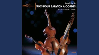 Baryton Trio No. 97 in D Major: VI. Menuet allegretto