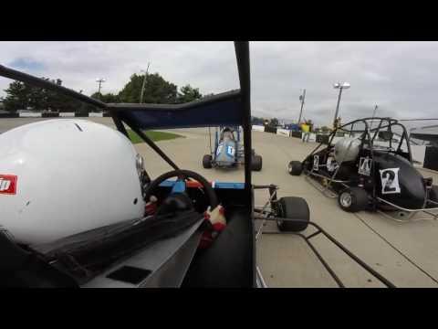 Mini Indy Club Race #12 - 10/1/2016