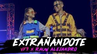 Download EXTRAÑÁNDOTE - VF7 x RAUW ALEJANDRO Mp3 and Videos