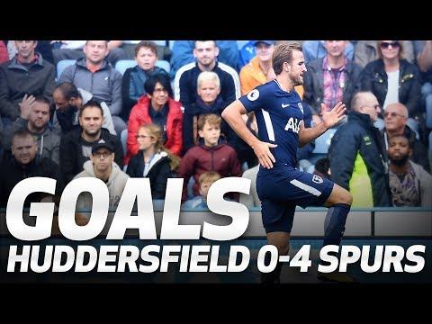 GOALS   Huddersfield Town 0-4 Spurs