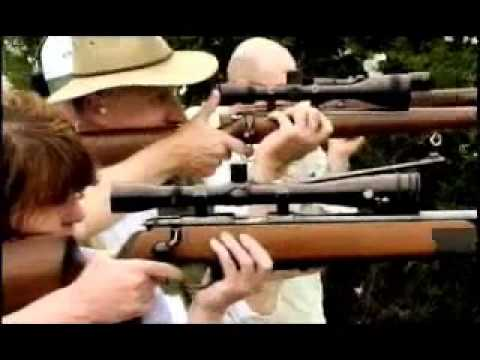 Introduction to the Sporting Shooters Association of Australia SSAA