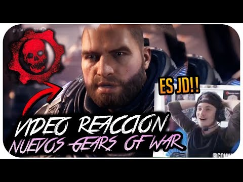 GEARS OF WAR 5 | GOW TACTICTS | GOW FUNKO POP [VIDEO REACCION] TRAILERS E3 2018 | Gonner