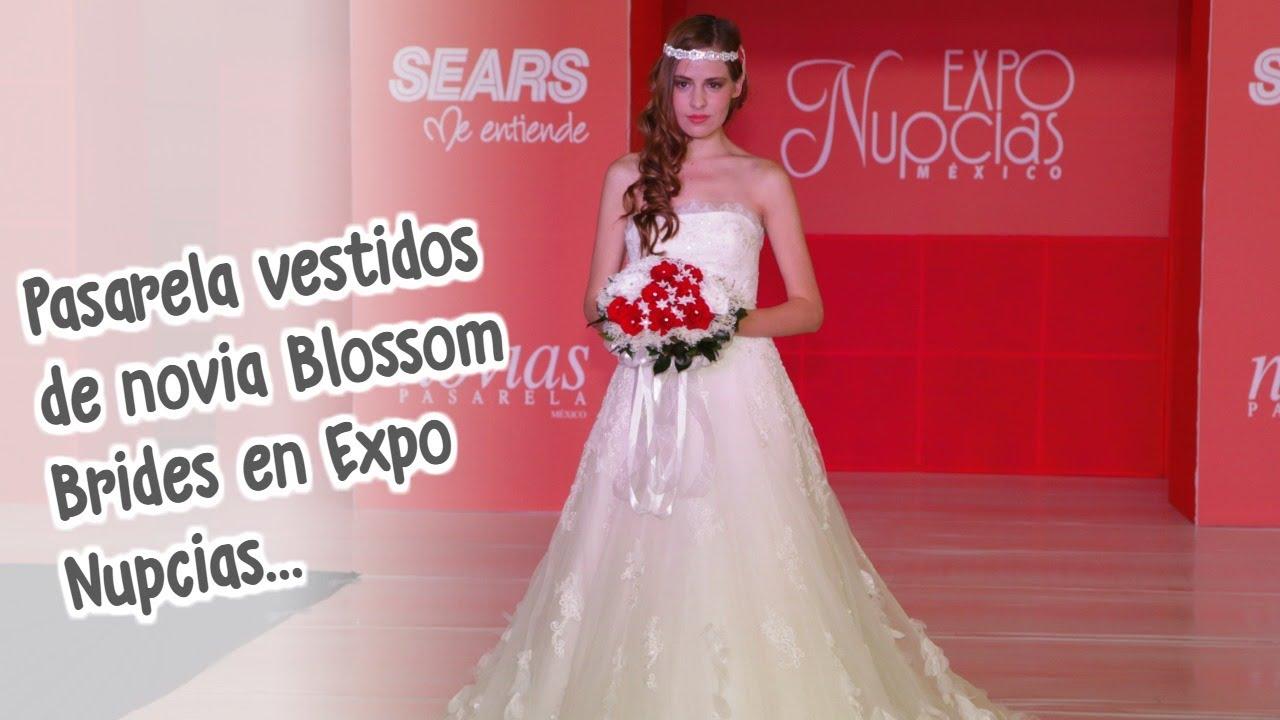Encantador Vestido De Novia Expo Motivo - Colección de Vestidos de ...