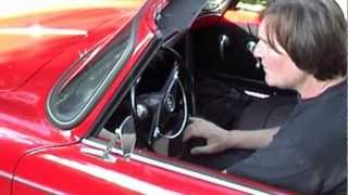Lancia appia vignale 1957