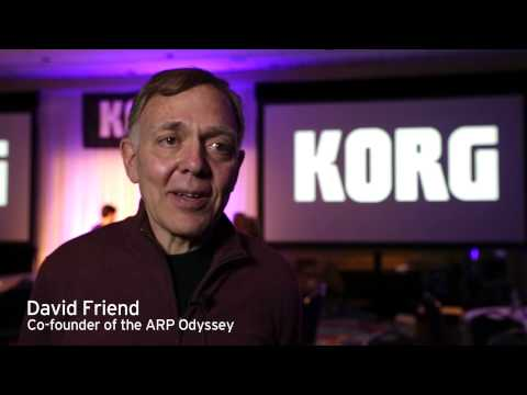 The Korg Launch Event 2015