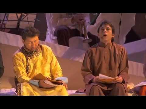 Layla et Majnun - Armand Amar - Festival des Musiques Sacrées the Fes 2011