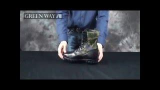 Видео обзор ботинок Тропик от торговой марки Бутекс (модель МБ7161 И)(Летние ботинки Тропик от торговой марки Бутекс Верх натуральная хромовая кожа + высокопрочная ткань..., 2016-04-22T10:16:15.000Z)