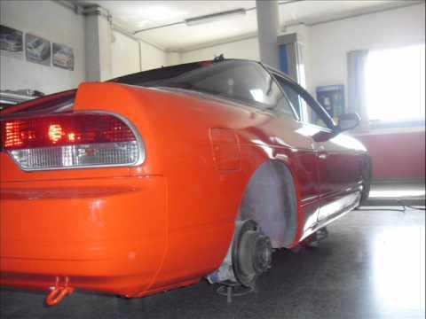 JoCKeR 200sx S13 Type X Project