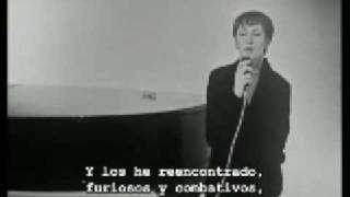 Parce que (Je t'aime) -Barbara- Subtitulada