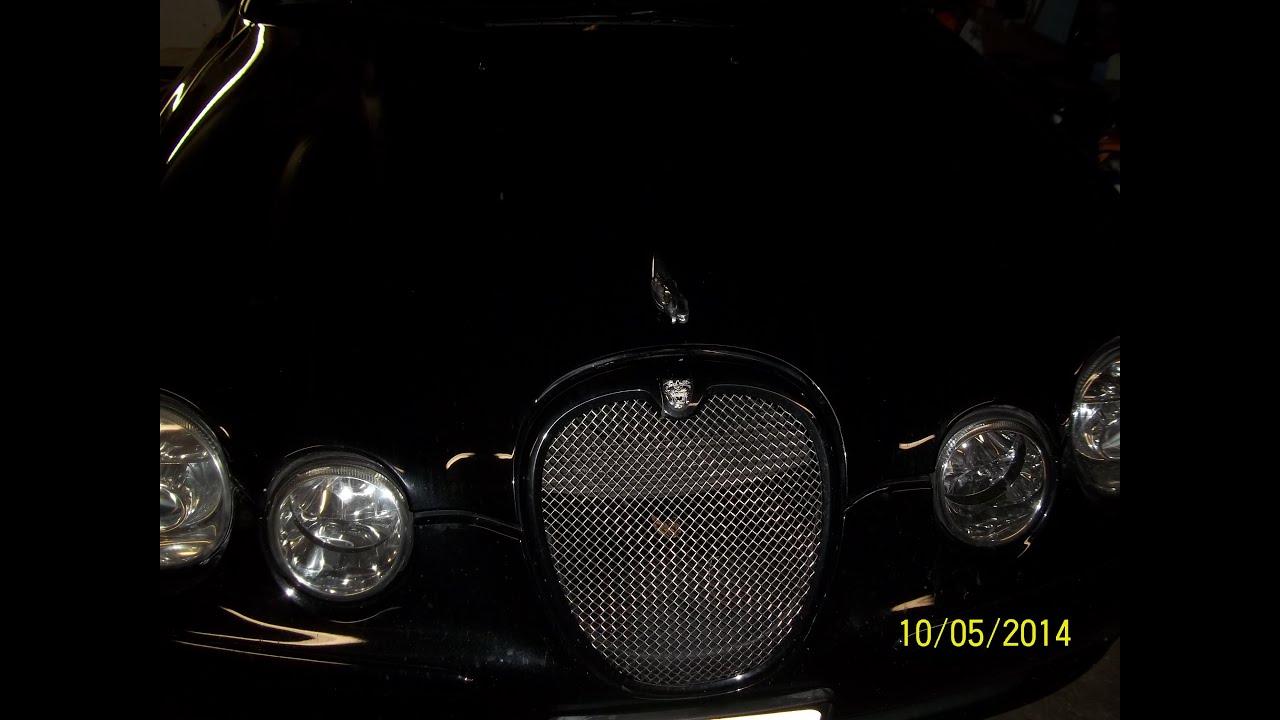 2003 jaguar s type r problems
