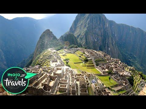 Top 10 Reasons to Visit Peru