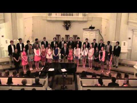 Middlesex School SmallChorus - Mirrors