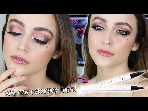 Valentine's Day Makeup Tutorial | ROSY GLOW thumbnail