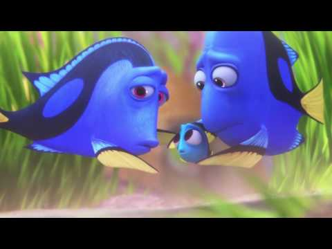Disney's Finding Dory  Undertow Song  On Bluray, DVD and Digital NOW