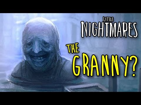 WHAT IS THE GRANNY? - Little Nightmares + The Depths EXPLAINED!   Theories