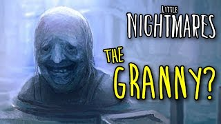 WHAT IS THE GRANNY? - Little Nightmares + The Depths EXPLAINED! | Theories