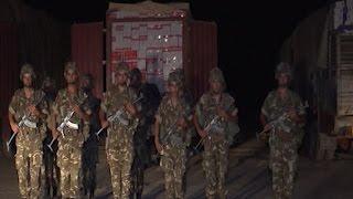 قوات الجيش توقف 24 مهربا بتمنراست وبرج باجي مختار .. وهذا ما ضبطت بحوزتهم