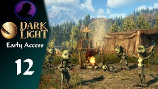 Let's Play Dark And Light - Early Access - Part 12 - New Dark & Light Server!