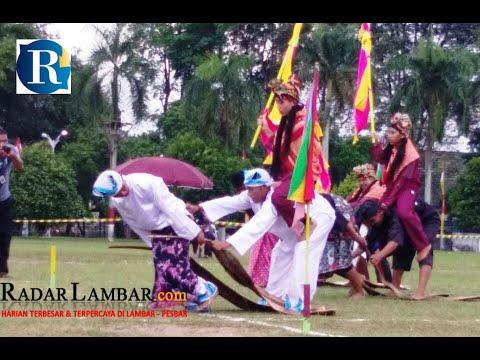 Lampung Barat Tampil Memukau di FOTTN Jambi